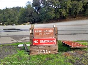 No Smoking...Today