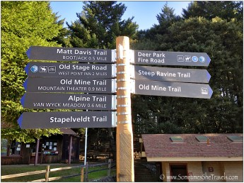 Treasure trove of trail options at Pan Toll