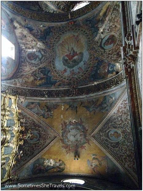 Church of Santa Maria in Los Arcos