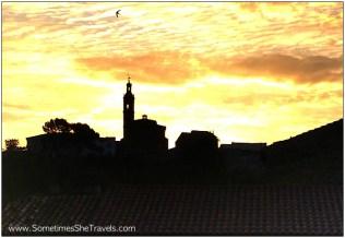 Camino de Santiago: Sansol Sunrise