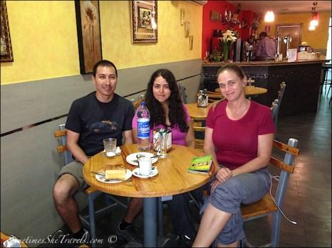 camino de santiago second breakfast in azorfa