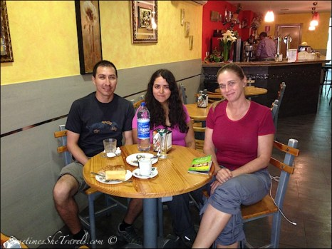 camino de santiago second breakfast in azorfa