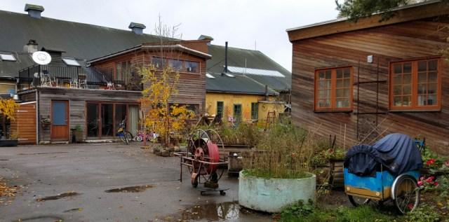 Scandi-chic in Christiania
