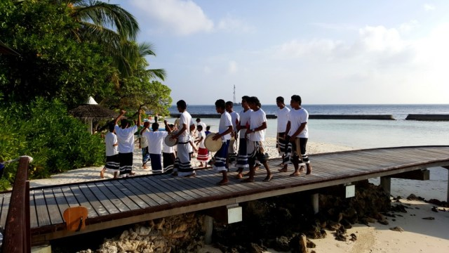 Wedding at Ellaidhoo