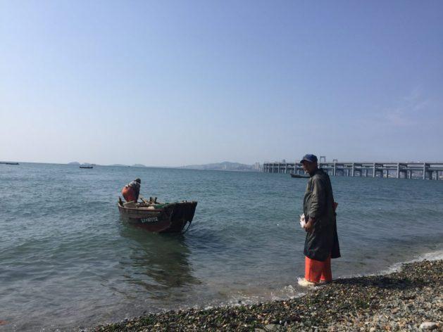 Chinese Fishermen, Dalian