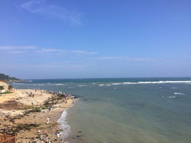 East of Fujiazhuang Beach