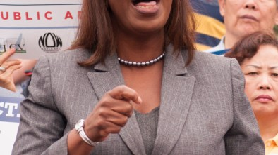 Letitia James newly Elected New York AG