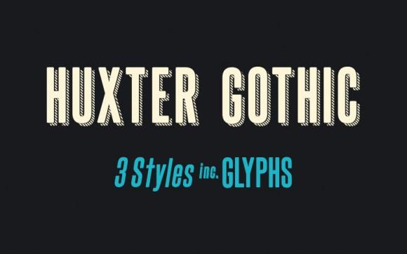 huxter-gothic