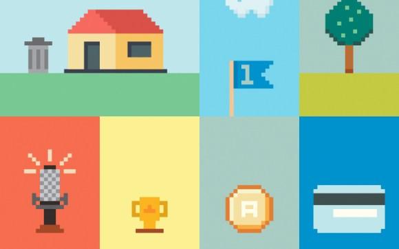 8-Bit-Icons