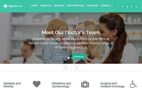 health-care-wp-theme