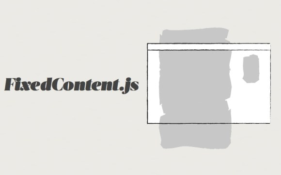 fixed-content