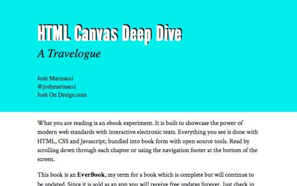 HTML-Canvas-Deep-Dive