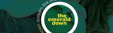 The Emerald Down: Scream the Sound (Saint Marie Records, 2016)