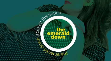 The Emerald Down: Scream the Sound (Saint Marie Records, 2016)