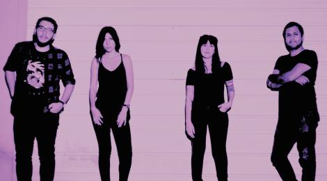 An Interview with Blushing at Cheer Up Charlies - January 15, 2017