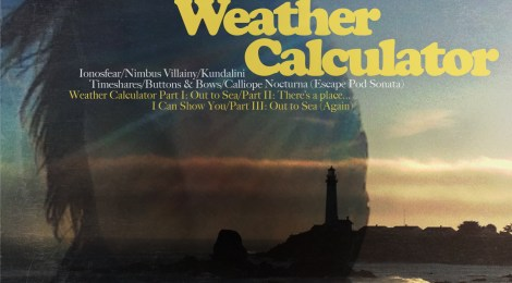 Steve Giacomelli: Weather Calculator (Self Release, 2017)