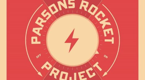 Parsons Rocket Project: Self-Titled EP (New Texture, 2017)