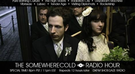 SPECIAL TIME! The Somewherecold Radio Hour Episode #10 - Portland