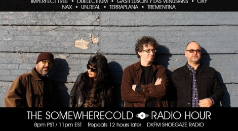 NOW STREAMING: The Somewherecold Radio Hour #18 - Central/South America & Puerto Rico