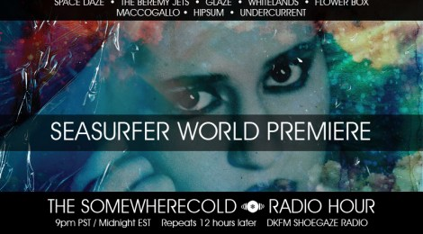 THIS WEDS: The Somewherecold Radio Hour #28