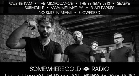 THIS THURS & SAT: The Somewherecold Radio Hour #42