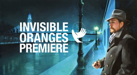 Invisible Oranges Premieres Vision Eternel: For Farewell of Nostalgia!