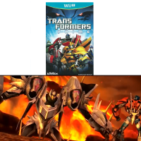 Transformers Prime: The Game (Wii U Review) 7.8/10