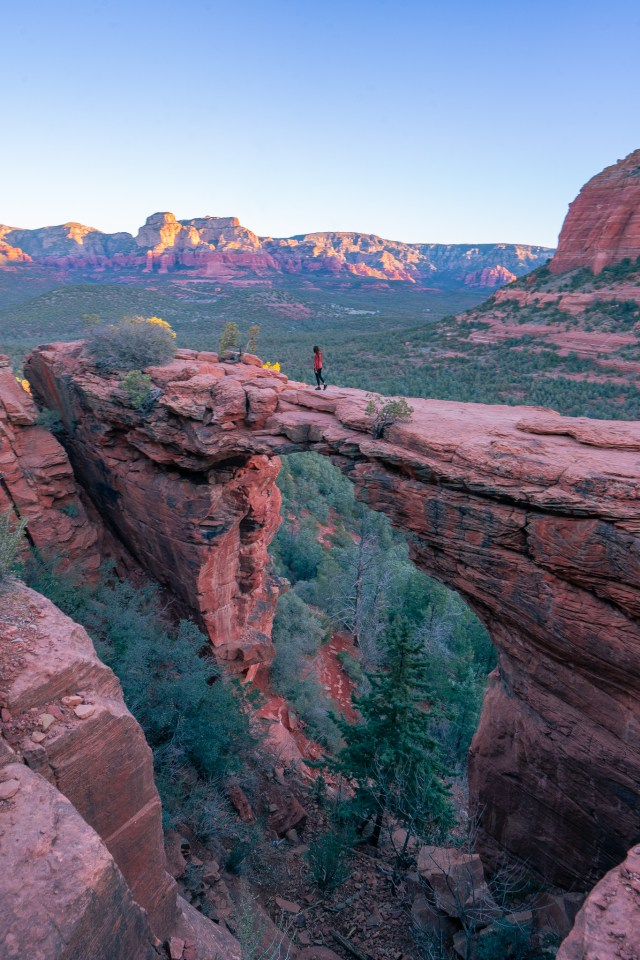 Best Hikes in Sedona Arizona   Devils Bridge   Somewhere Sierra