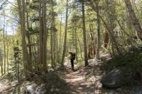 Big Pine Lakes Trail | Eastern Sierra Mountains | Somewhere Sierra