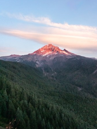 Backpacking The Timberline Trail | Somewhere Sierra