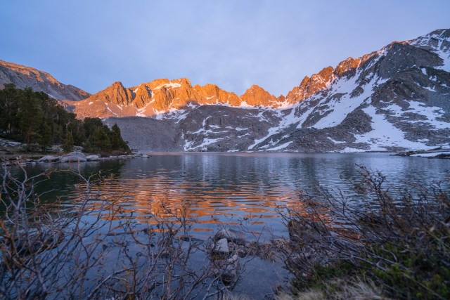 Backpacking Duck Pass to Pika and Purple Lakes   SomewhereSierra