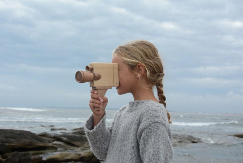 Fanny & Alexander video camera