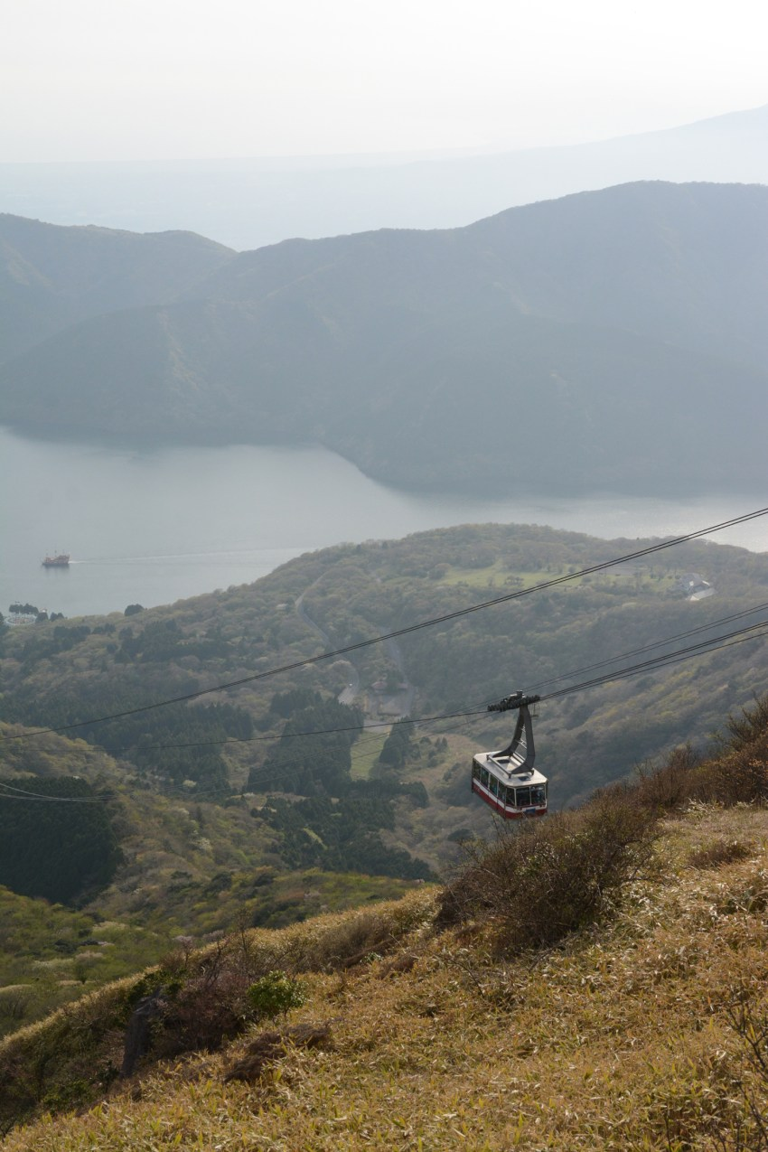 cable car Hakone