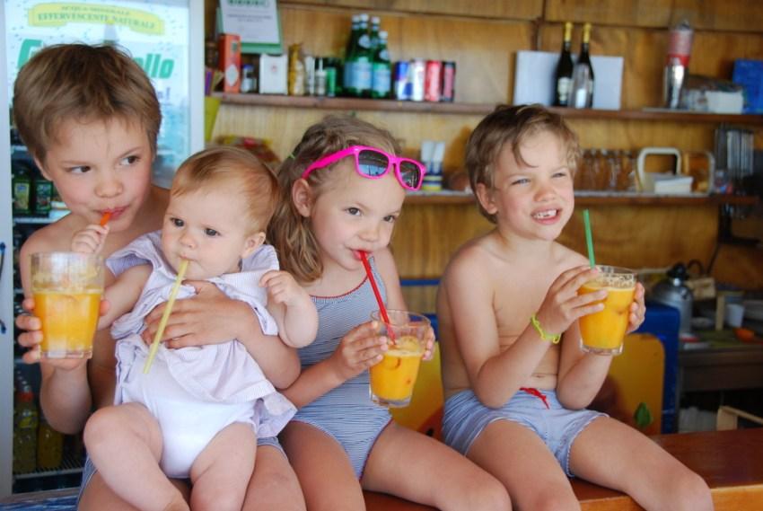 four kids 2013