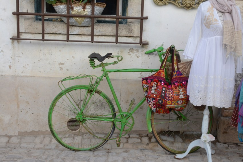bicycle in Obidos
