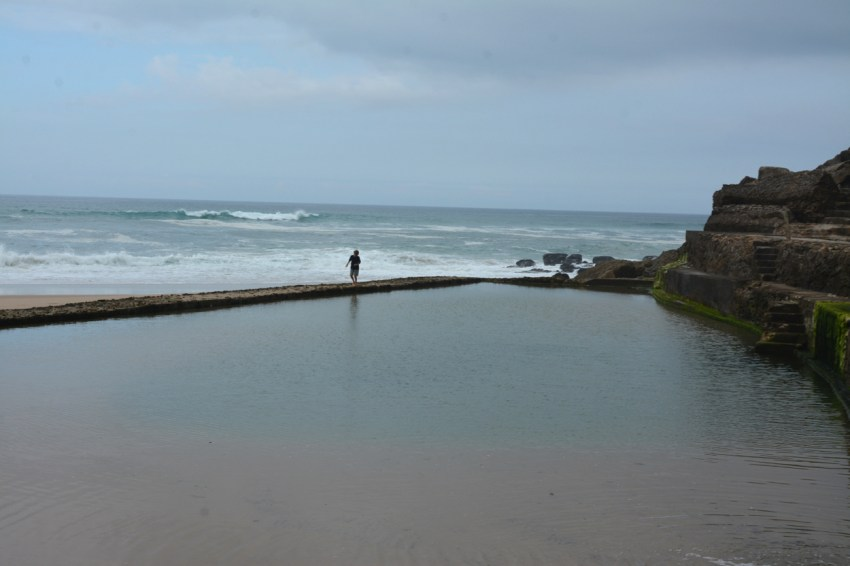 rock pool at Azenhas do Mar