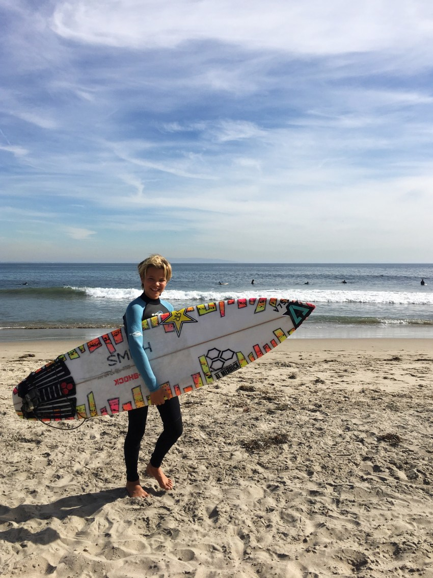 easton-on-his-surf-board