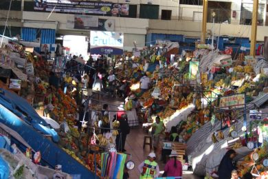 Arequipa - Mercado