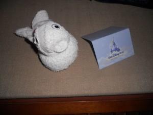 Port Orleans Riverside Towel Animal