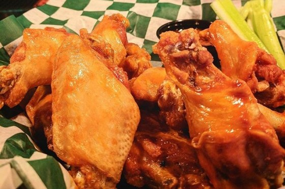 wings in Cary
