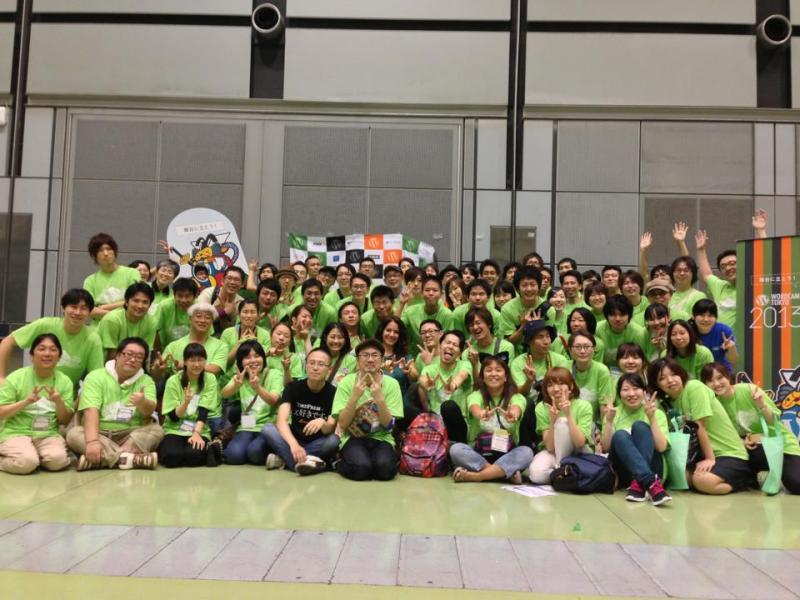 WordCamp Tokyo 2013は無事終了したと思ってたけど、ブログを書くまでがWCT2013だよと聞いたので最後の力を振り絞って書いてみたよ