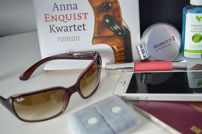 What's in my bag travel edition 2