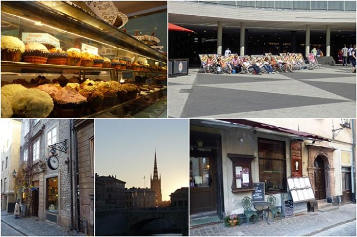 Reistips voor Stockholm - Stockholm collage
