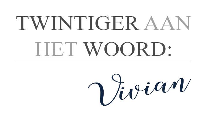 Twintiger - Vivian