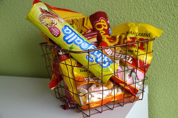 Zweedse lekkernijen uit de supermarkt