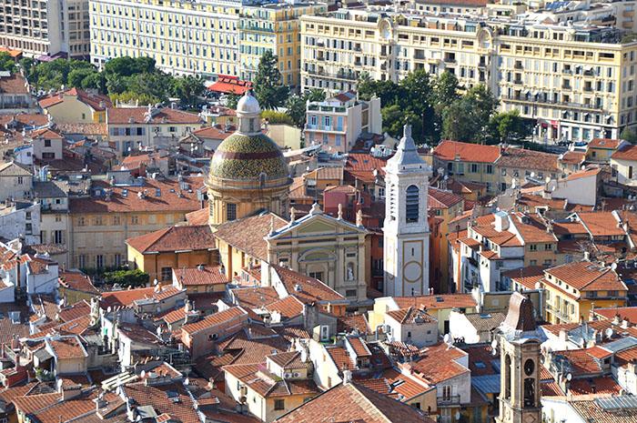 Citytrip naar Nice - oude stad