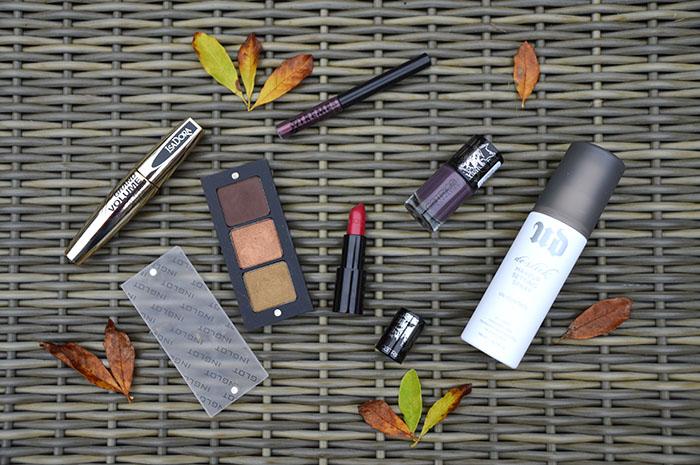 Favoriete beauty items herfst 2015