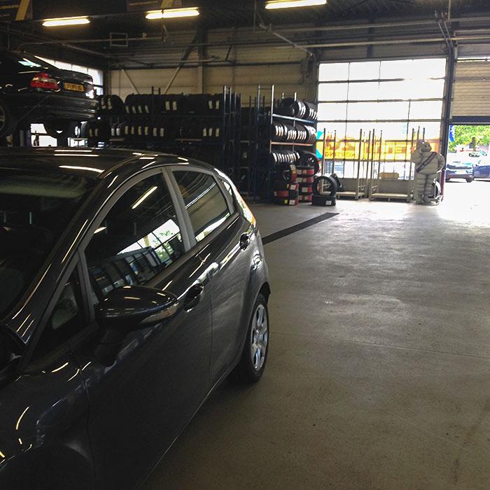 photo diary garage