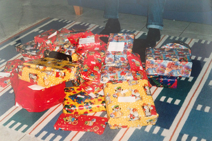 Sinterklaasfeest 1