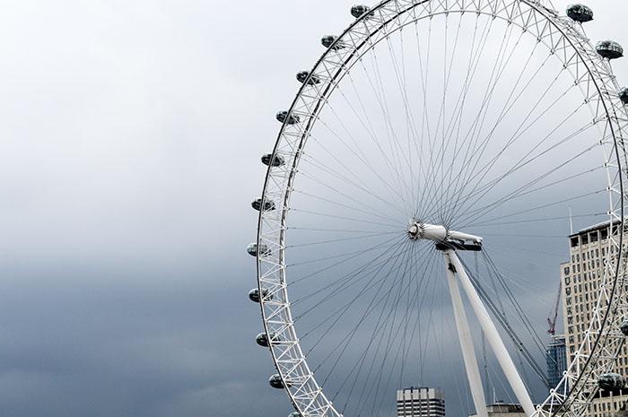 reizen in 2015 - Londen